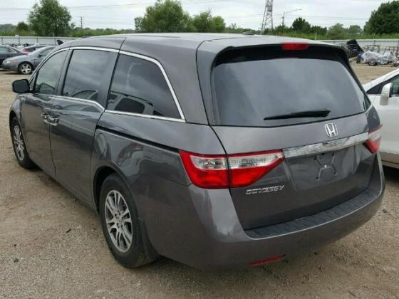 2012 HONDA ODYSSEY FOR SALE CALL 08067816891 FOR FULL DETAILS
