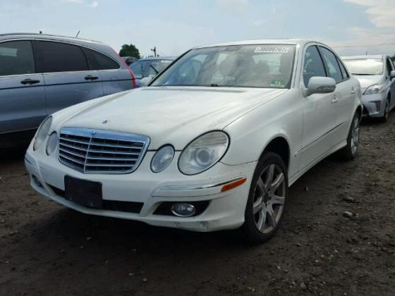 2008 MERCEDES E-350 FOR SALE AT AUCTION PRICE ₦300,000 CALL 08067816891