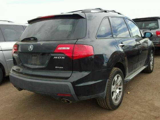 2009 ACURA MDX FOR SALE AT AUCTION PRICE CALL 08067816891 FOR FULL DETAILS
