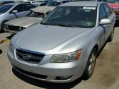 2007 CLEAN HYUNDAI SONATA FOR SALE AT AUCTION PRICE
