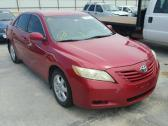CLEAN 2007 TOYOTA CAMRY FOR SALE AT AUCTION PRICE