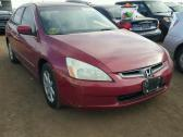 2004 HONDA ACCORD FOR SALE CALL 08067816891