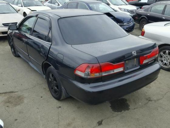 2001 HONDA ACCORD FOR SALE AT AUCTION PRICE CALL 08067816891 FOR FULL DETAILS