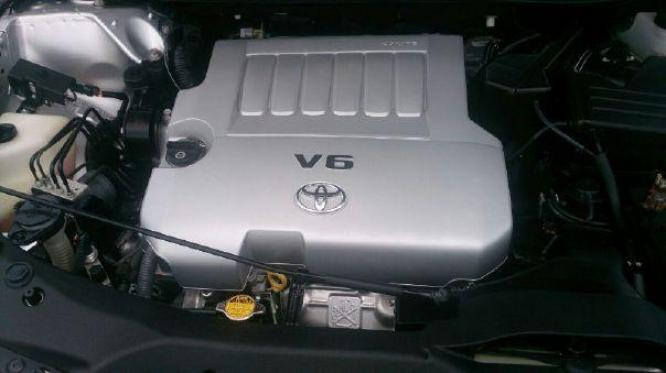 Auction Toyota Veneza 2010 model