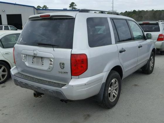 HONDA PILOT FOR SALE AT AUCTION PRICE CALL 08067816891