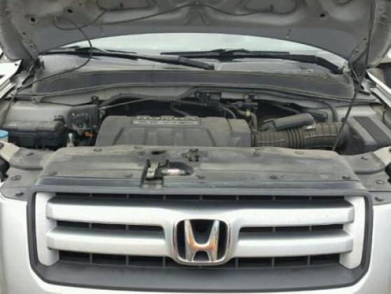 Honda Pilot 2007 Model