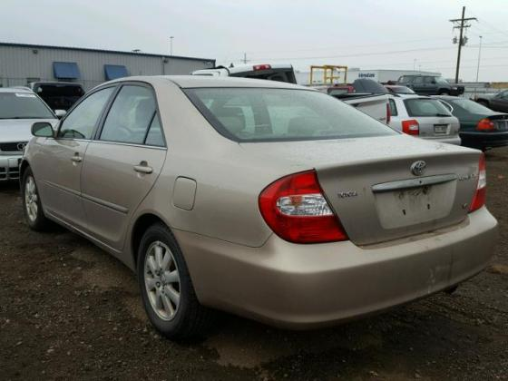 CLEAN 2004 TOYOTA CAMRY FOR SALE CALL 08067816891