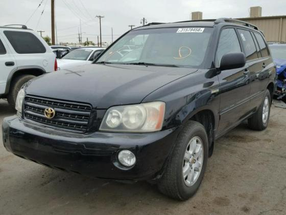 VERY CLEAN 2007 TOYOTA HIGHLANDER FOR SALE CALL MR AZA ON [09031964927]