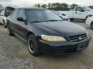 FOR SALE 2002 HONDA ACCORD AT AUCTION PRICE CALL 08067816891