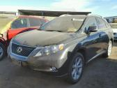2011 LEXUS RX-350 FOR SALE AT AUCTION PRICE