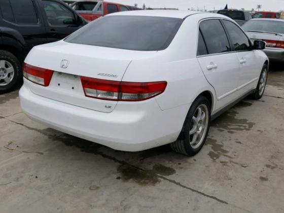 GOOD AND FINE 2004 HONDA ACCORD FOR SALE CALL 09031964927