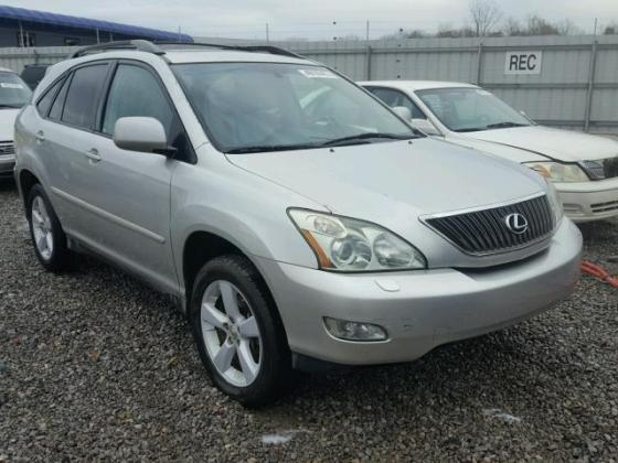 CLEAN CLEAN IMPOUNDED AUCTION! AUCTION! AUCTION!  2007 LEXUS RX300 FOR SALE CALL  ON 09031964927