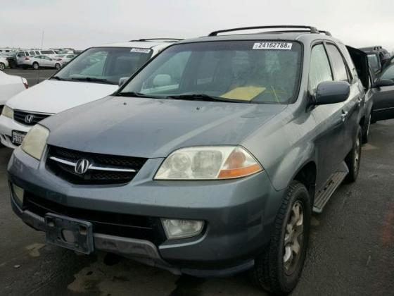 VERY CLEAN AND PERFECT SOUND 2004 ACURA  MDX FOR SALE CALL  ON 09031964927