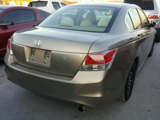 VERY CLEAN 2008 HONDA ACCORD FOR SALE CALL 09031964927