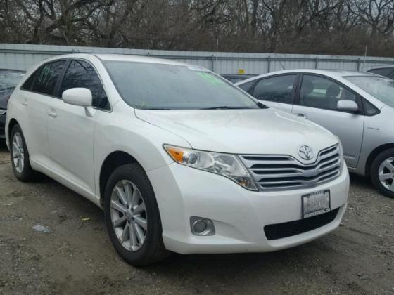 VERY GOOD SOUND 2009 TOYOTA VENZA FOR SALE CALL 09031964927