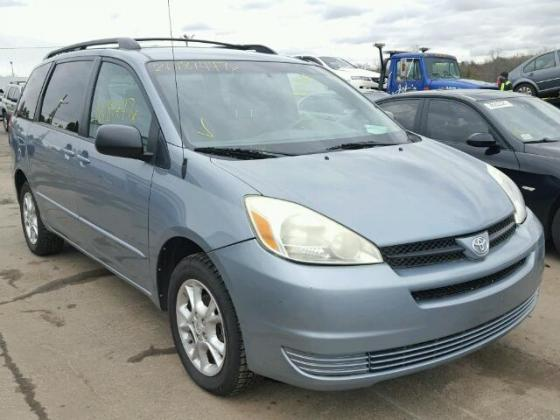 FOR SALE 2004 TOYOTA SIENNA AT AUCTION PRICE CALL ON +2349031964927