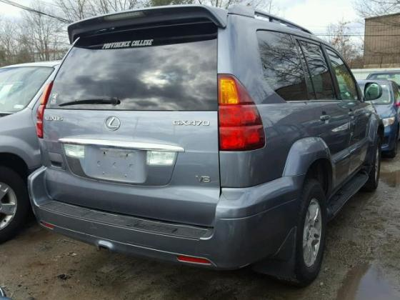 VERY GOOD AND NEAT NIGERIA IMPOUNDED 2005 LEXUS LX470 FOR SALE CALL  ON +2349031964927
