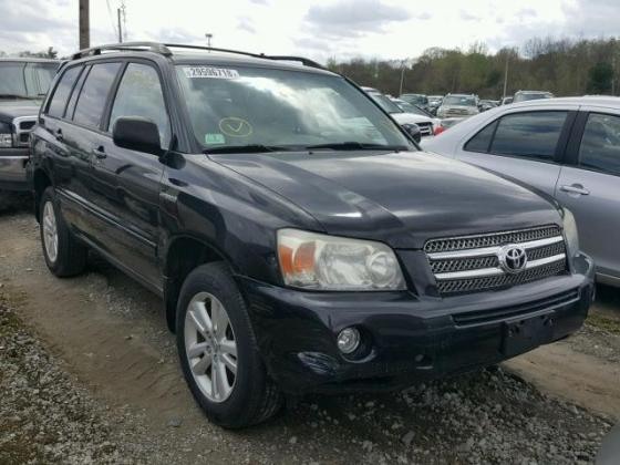 NIGERIA CUSTOM IMPOUNDED 2007 TOYOTA HIGHLANDER FOR SALE CALL ON +2349031964927