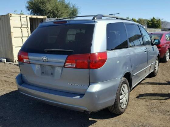 VERY NEAT AND GOOD SOUND 2005 TOYOTA SIENNA FOR SALE CALL 09031964927