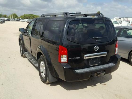 VERY WELL CLEAN NISSAN PATHFINDER FOR AUCTION PRICE CALL ON +2349031964927