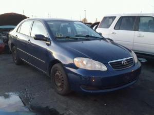 VERY WELL 2008 TOYOTA COROLLA FOR SALE AT AUCTION PRICE CALL ON 09031964927