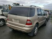 VERY GOOD SOUND 2003  MECEDESE-BENZ ML350 FOR SALE CALL 09031964927