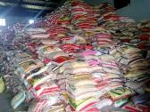 BUY BAGS OF RICE 50KG AND GROUNDNUT OIL 25LITRES
