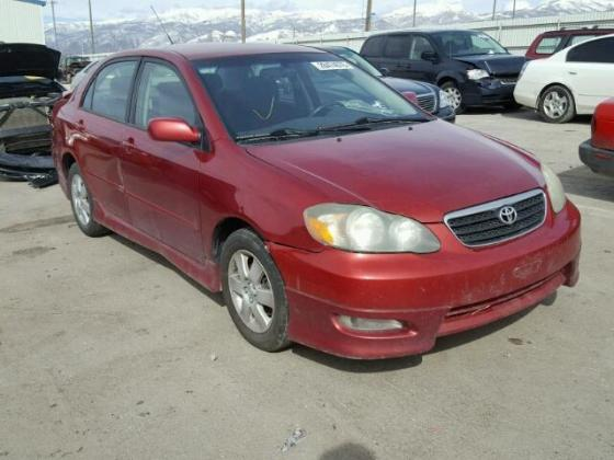 NIGERIA CUSTOM IMPOUNDED 2005 TOYOTA COROLLA FOR SALE CALL MR AZA THOMAS VICTOR  ON +2349031964927