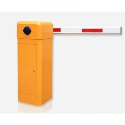 3m Yellow Automatic Boom Barrier Car Parking Gate Access Control By Hiphen Solutions Services Ltd.