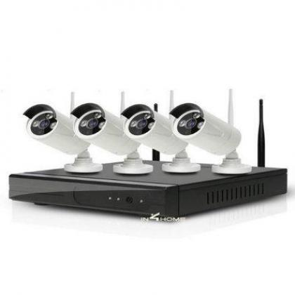 4CH NVR Camera Kit By Hiphen Solutions Services Ltd