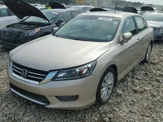 VERY GOOD SOUND 2013 HONDA ACCORD FOR SALE CALL 09031964927