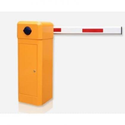 5.5m Yellow Automatic Boom Barrier Car Parking Gate Access Control By Hiphen Solutions Services Ltd.