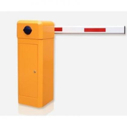 5m Yellow Automatic Boom Barrier Car Parking Gate Access Control By Hiphen Solutions Services Ltd.