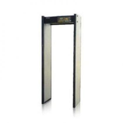 6 Zone Walk Through Metal Detector By Hiphen Solutions Services Ltd.