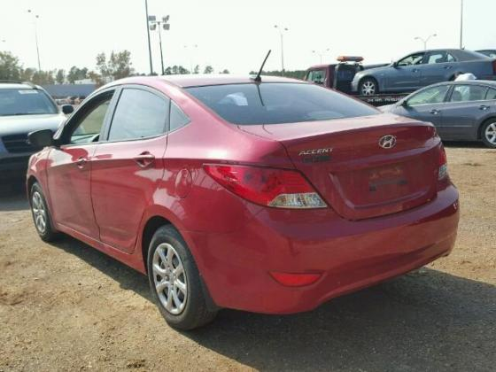 VERY CLEAN 2009 HYUNDAI ACCENT FOR SALE CONTACT MR THOMAS ON +2349031964927