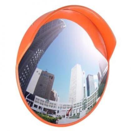 80cm Outdoor Road Traffic Convex PC Mirror Safety & Security By Hiphen Solutions Services Ltd.