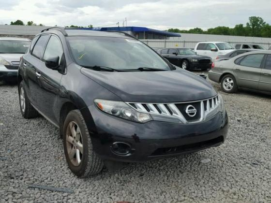 VERY CLEAN 2009 NISSAN MURANO FOR SALE CALL MR AZA THOMAS ON +2349031964927