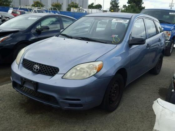CLEAN TOKUNBO 2005 TOYOTA MATRIX FOR SALE CALL  ON +2349031964927