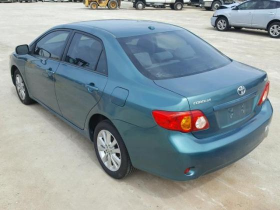 VERY GOOD SOUND 2010 TOYOTA COROLLA FOR SALE CALL 09031964927