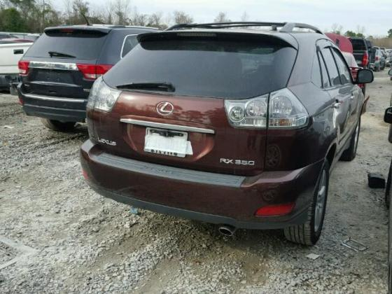 VERY GOOD SOUND 2007 LEXUS RX350 FOR SALE CALL 09031964927