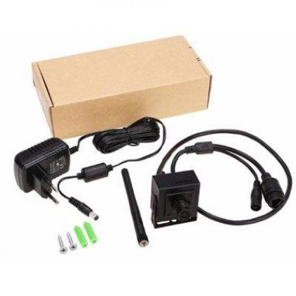 960p HD WIFI Wireless Hidden Spy Audio IP CCTV Camera  By Hiphen Solutions Services Ltd.
