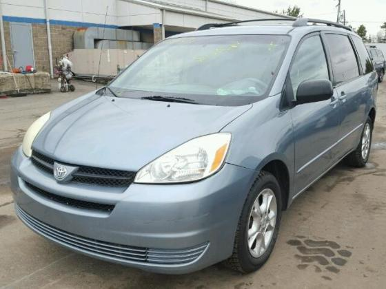 2005 TOYOTA SIENNA FOR SALE CALL MR AZA ON +2349031964927