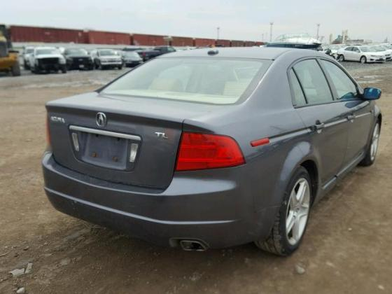VERY CLEAN 2007 ACURA TL FOR SALE CALL +234031964927