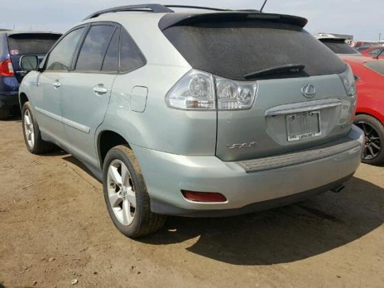 VERY NEW LEXUS RX330 FOR SALE 2007 MODEL CONTACT MR THOMAS ON +2349031964927
