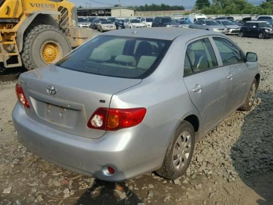 NIGERIA CUSTOM IMPOUNDED 2007 TOYOTA COROLLA FOR SALE CALL MR AZA THOMAS VICTOR  ON +2349031964927