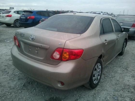 VERY GOOD SOUND 2005 TOYOTA COROLLA  FOR SALE CALL 09031964927