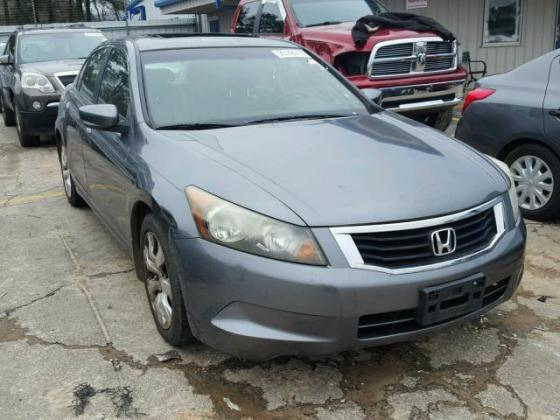 VERY CLEAN 2008 HONDA ACCORD FOR SALE CALL MR AZA THOMAS ON +2349031964927