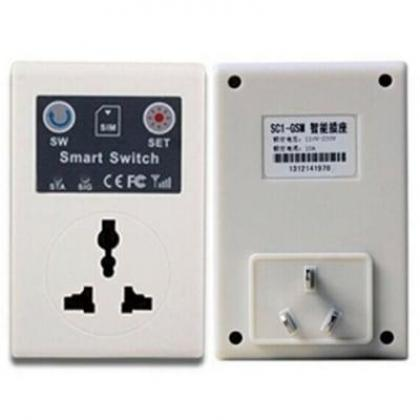GSM RC Remote Control Socket By Hiphen Solution Services Ltd.