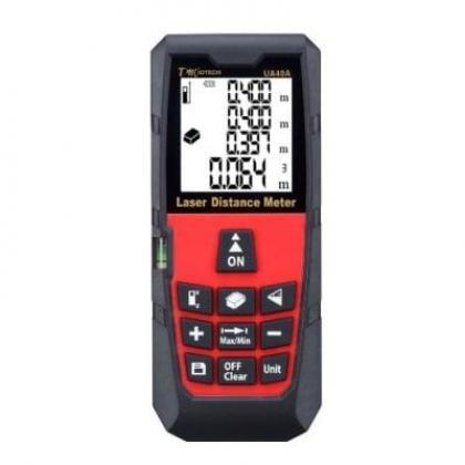 Meter Digital Laser Distance Measure Rangefinder Meter Tape Diastimeter Large By Hiphen Solutions Services Ltd.with Backlight