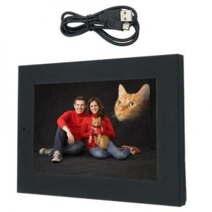 Photo Frame Hidden Camera & DVR, Best Spy Cam Picture Frame Available By Hiphen Solutions Services Ltd.